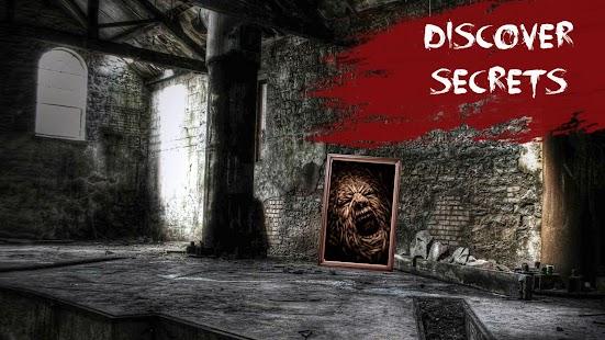 melarikan diri rumah berhantu menakutkan apk screenshot