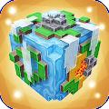 Planet of Cubes Premium APK for Bluestacks