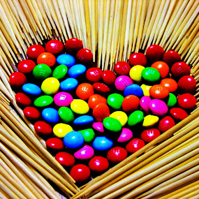 Heart for Tiahn by Mike Mills - Food & Drink Candy & Dessert
