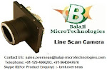 LINE SCAN CAMERA – BALAJI MICROTECHNOLOGIES (BMT)