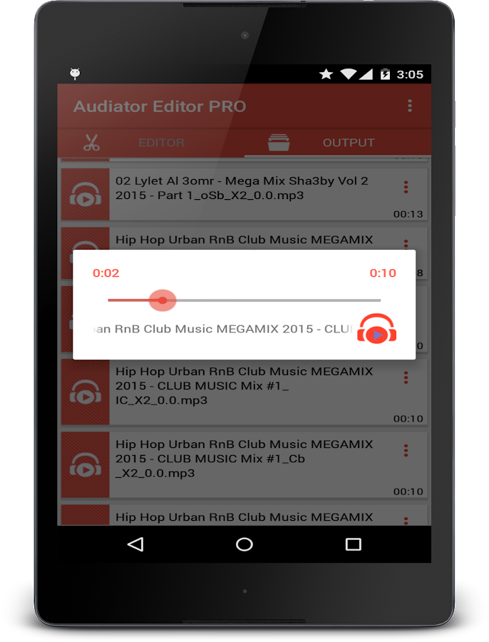 MP3 Cutter Ringtone Maker PRO Screenshot 6