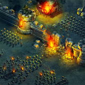 Throne Rush APK for Bluestacks