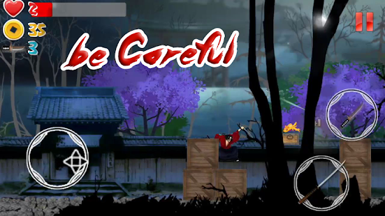 Samurai Ninja Fighter- screenshot thumbnail