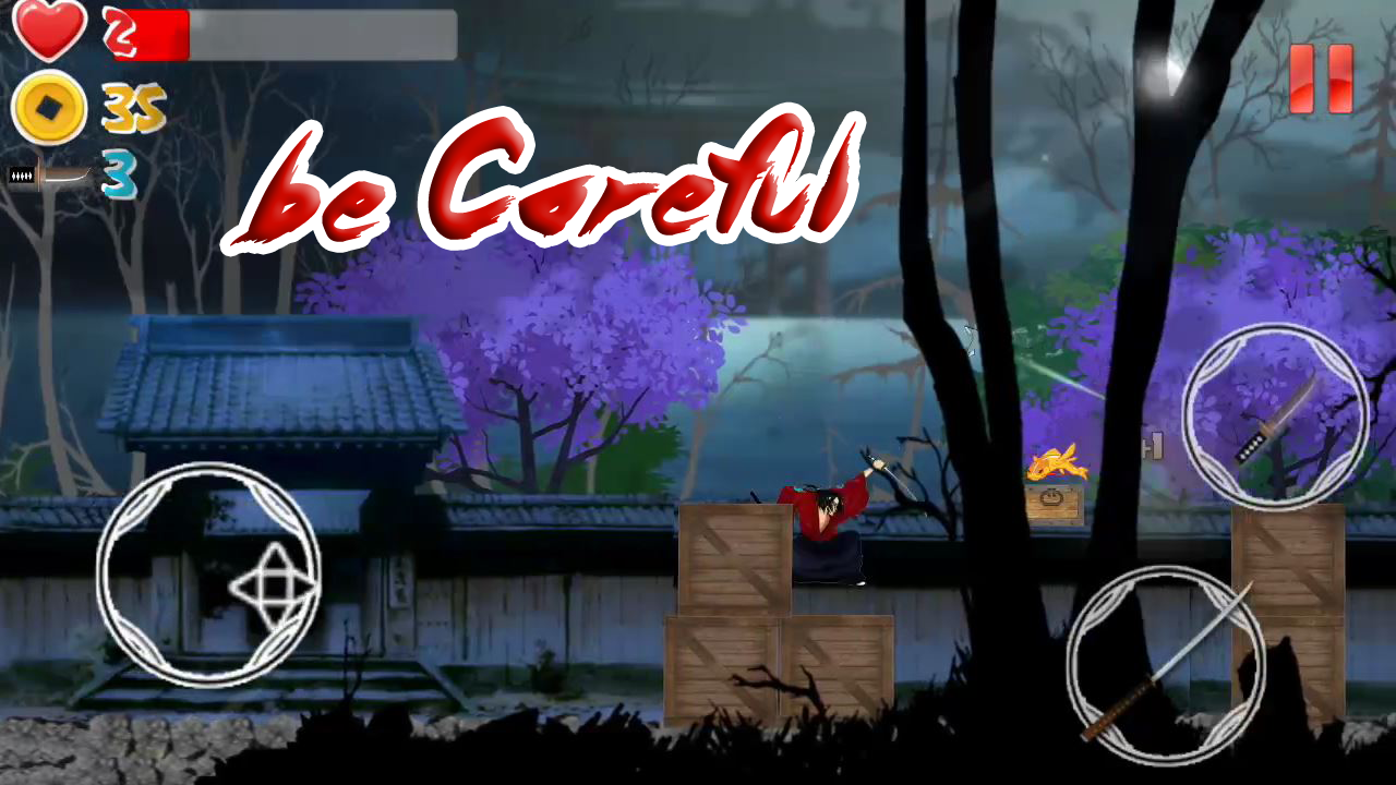 Samurai Ninja Fighter Screenshot 5