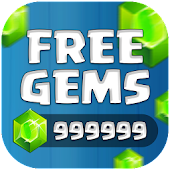Free Gems for COC Prank
