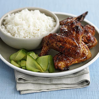 Sticky Chinese Chicken Recipes