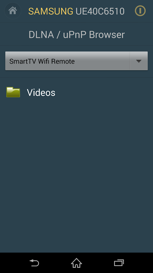 Smart TV Remote for Samsung TV Screenshot 4