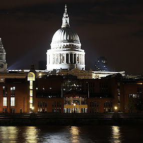 St Paul's Cathedral  by Bquavs Photography - Travel Locations Landmarks ( pwclandmarks )