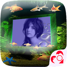 Aquarium Photo Frame