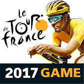 Tour de France-Cyclings stars. Official game 2017