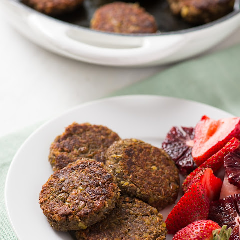 "Vegetarian ""Sausage"" Patties"
