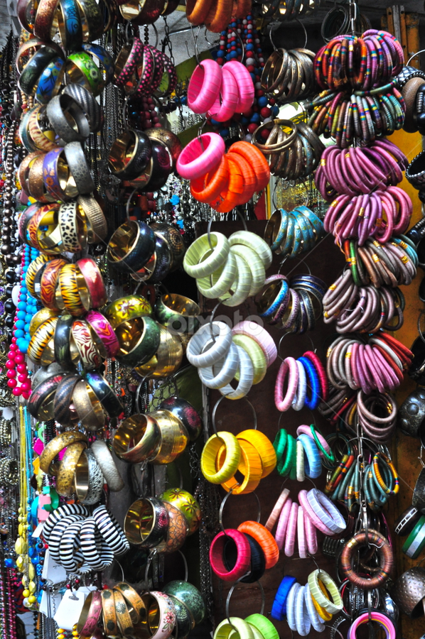 Bangles  by Mishesh Ramesh - Artistic Objects Clothing & Accessories ( colour, fashion, art, jewelry, bangles )