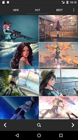 HD Anime Wallpapers-Best Screenshot