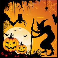 Halloween Bouncy Castle for Hire Surbiton/Surrey