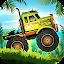 Free Download Jungle Monster Truck Kids Race APK for Blackberry