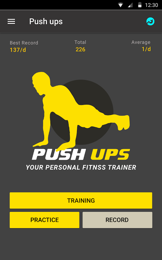 Push Ups Screenshot 8