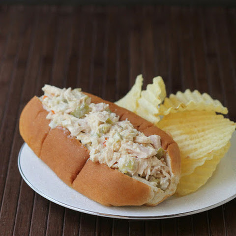 Tuna in the Style of Lobster Roll