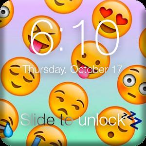 Emoji Nice Lock Screen For PC