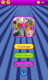 PicWords-game - screenshot