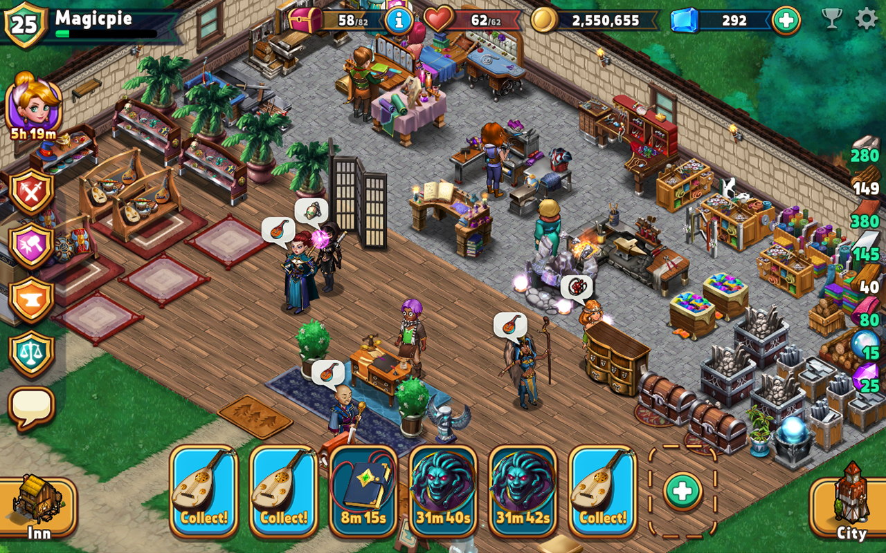Shop Heroes Screenshot 13