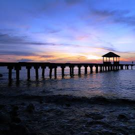 Arung Hijau by Nuansa Biru - Landscapes Sunsets & Sunrises