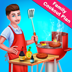 Family Plan A Cookout - Home Cooking Story For PC (Windows & MAC)