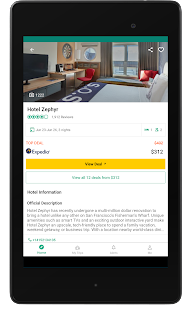 TripAdvisor Hotels Flights Restaurants Attractions APK Descargar