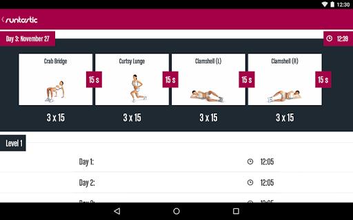 Runtastic Butt Trainer Workout screenshot 13