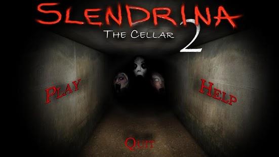 Slendrina: The Cellar 2 APK for Bluestacks