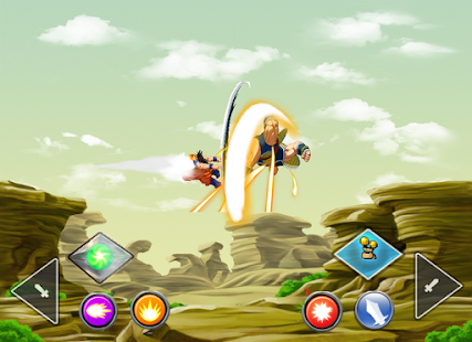 Game Saiyan Goku Fight Warrior Z apk for kindle fire