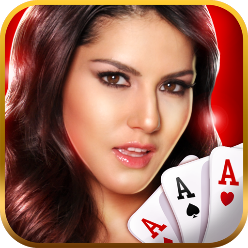 Teen Patti with Sunny Leone (game)