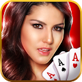 Teen Patti with Sunny Leone APK for Bluestacks