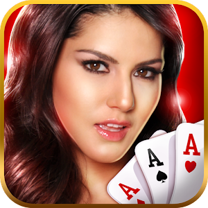 Cover art Teen Patti with Sunny Leone