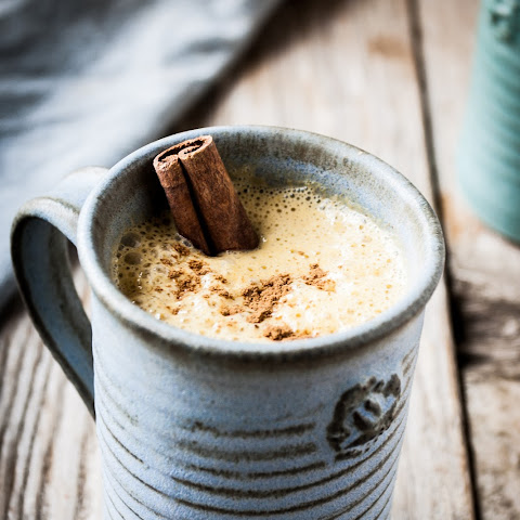 Spiced Almond Latte