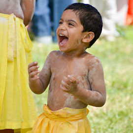 Joyful by Jackie Butt - Babies & Children Children Candids ( kadavi, joy, children, prayers, celebration )