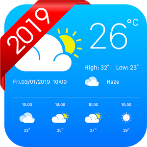 Weather forecast For PC (Windows & MAC)