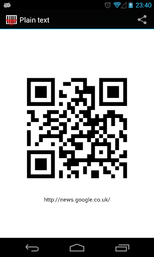 Barcode Scanner screenshot 3