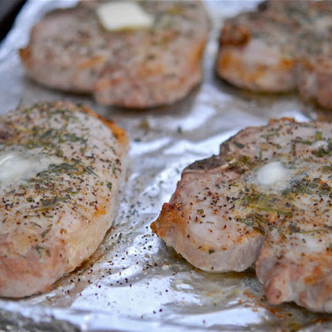 10 Minute Pork Chops (that ooze awesome)