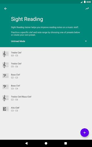 Perfect Ear - Ear Trainer screenshot 21