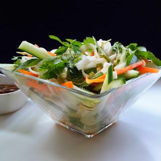 Vietnamese Vegetable Noodle Salad Recipes