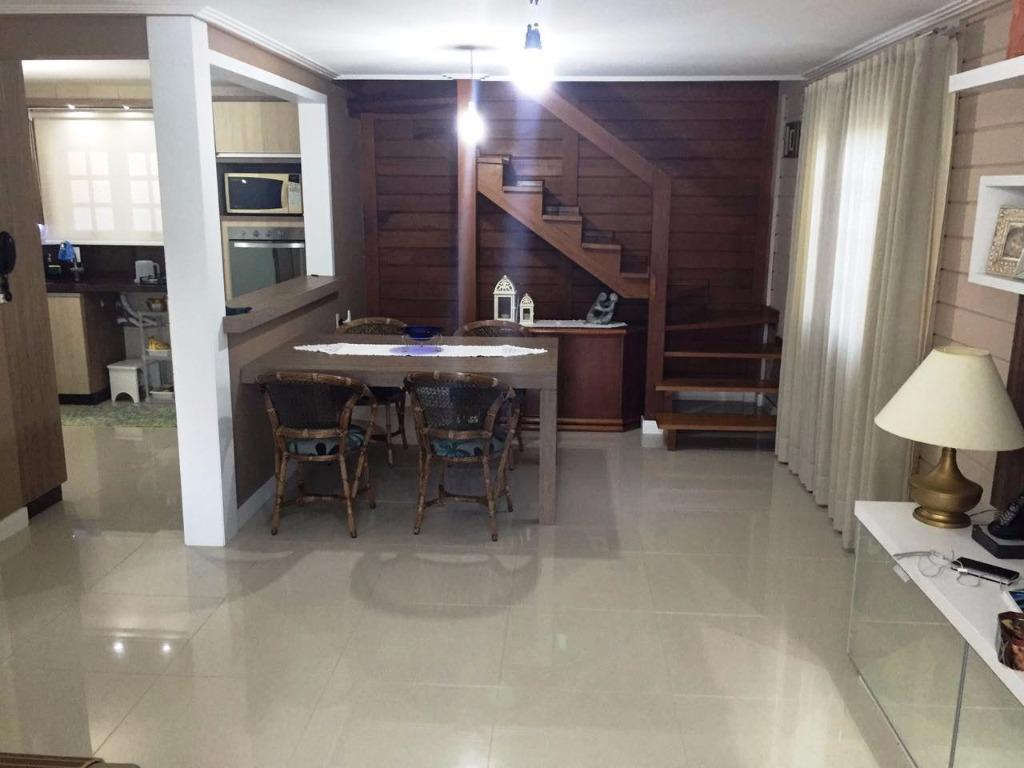 Metta Imobiliária - Casa 5 Dorm, Sambaqui (CA0493) - Foto 10