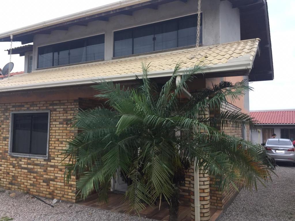 Casa com 3 dormitórios à venda por R$ 350.000 - Centro - Tijucas/SC
