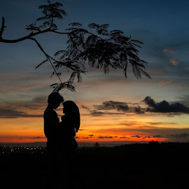 You & Me by M Nur Hidayattullah - People Couples (  )