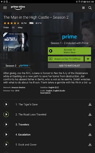 Amazon Prime Video screenshot 9