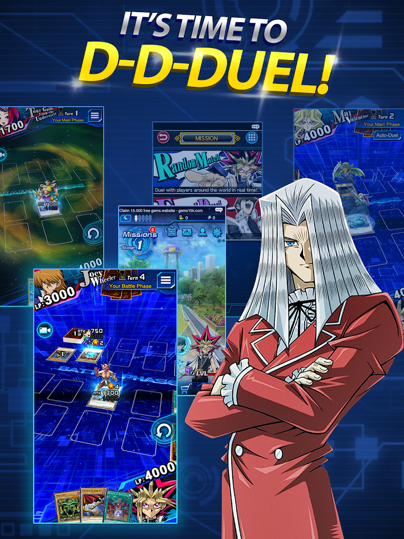 Yu-Gi-Oh! Duel Links Screenshot 14