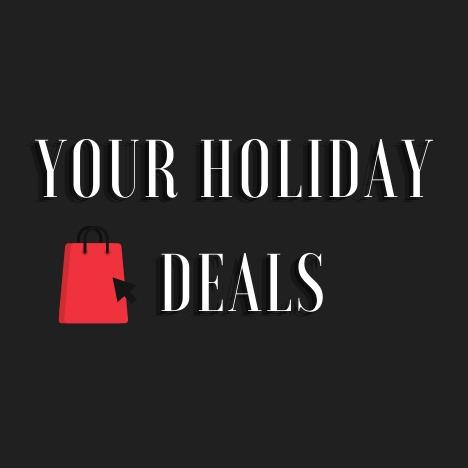 Your Holiday Dealz, ,  logo