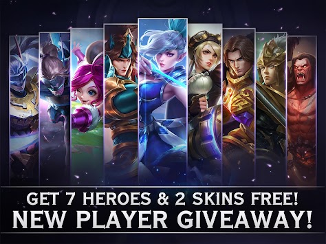 Mobile Legends: Bang Bang APK screenshot thumbnail 11