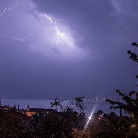 Thunder at Baldo by Luka Milevoj - News & Events Weather & Storms