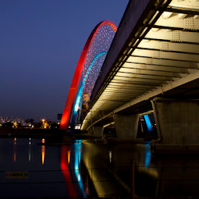 expotari bridge by Sigit Jauhari - Buildings & Architecture Bridges & Suspended Structures