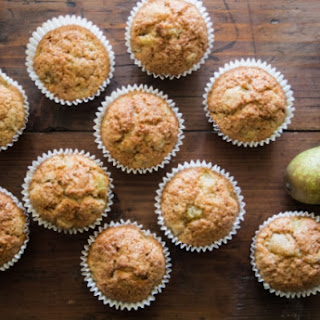 Spiced Pear Muffins Recipes